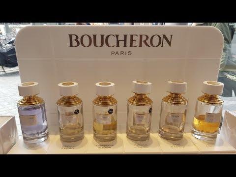 Discovering BOUCHERON LA COLLECTION Fragrances