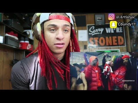 "6IX9INE ""Kooda"" (Official Music Video) REACTION!!"