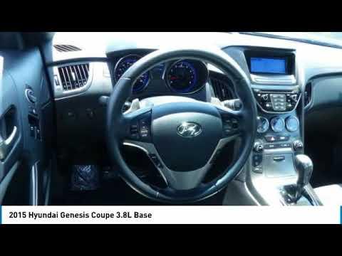 2015 Hyundai Genesis Coupe Anaheim CA P0444