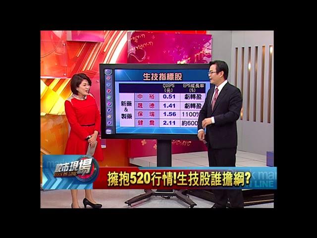 【股市現場-非凡商業台鄭明娟主持】20180516part.5(賴建承)