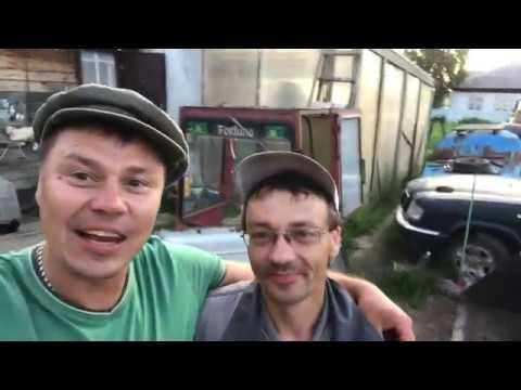 Восстанавливаем кабину СОВЕТСКОГО  трактора  Т25 /ГРИШКА. Трактора и сельхозтехника времен СССР.
