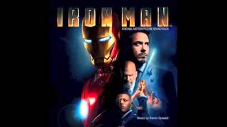 Theme of the Week #4 - Iron Man/Mark I/Driving With the Top Down