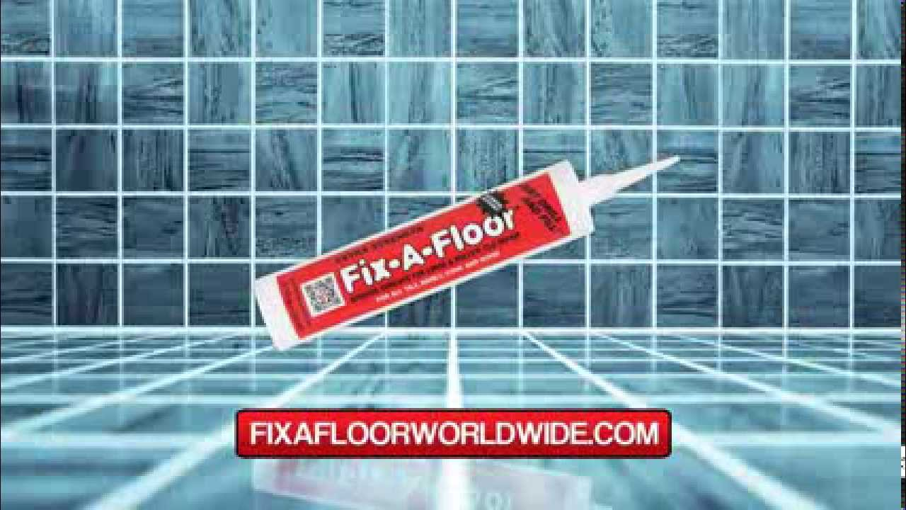 How to fix loosehollow tile wood floors dont remove or how to fix loosehollow tile wood floors dont remove or replace youtube dailygadgetfo Images