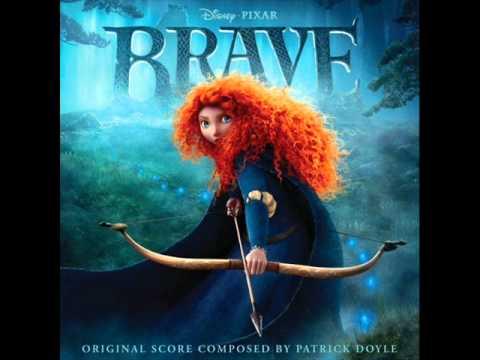 Brave OST - 08 - Merida Rides Away