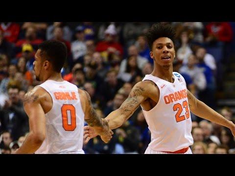 Middle Tennessee State vs. Syracuse: Orange move on