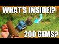 WHAT'S INSIDE IN CARAVAN? | 200 GEMS? | NEW CLAN GAMES UPDATE