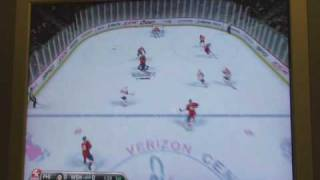 NHL 2k10 Exclusive Gameplay Part 2