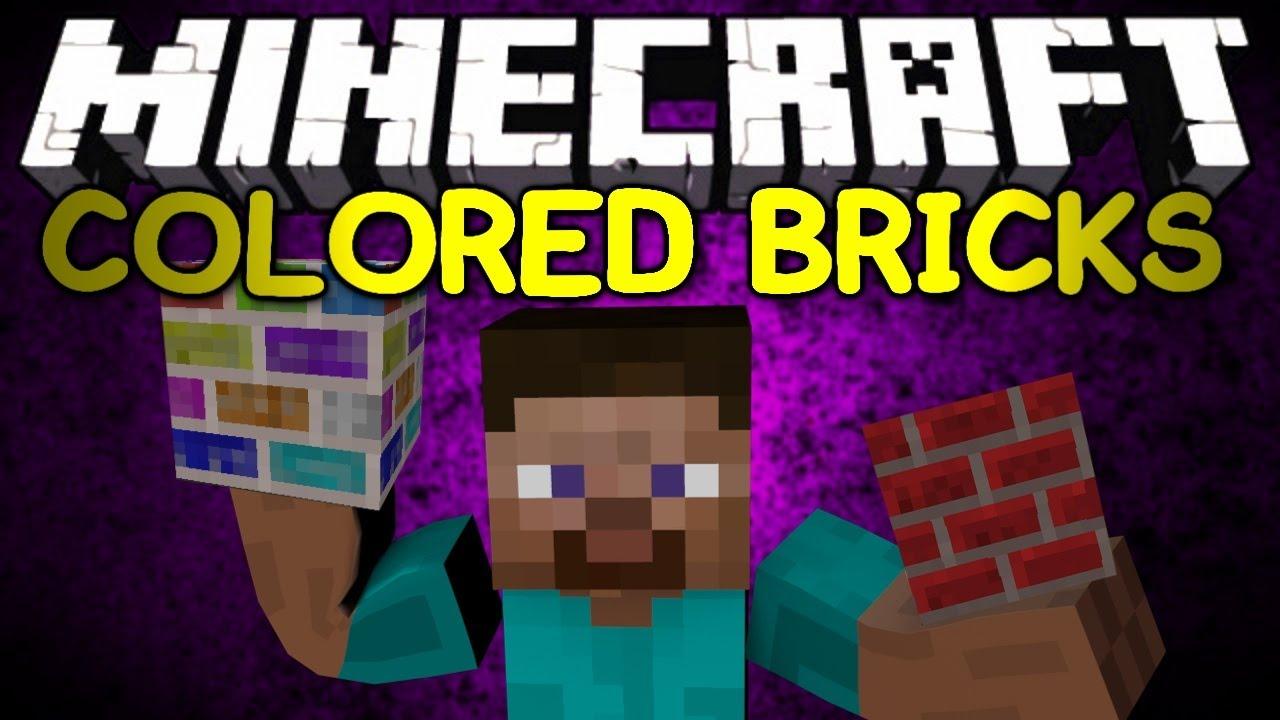 Colorful Blocks Mod For Minecraft 1 16 1 15 2 Minecraftore