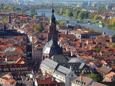 Places to see in ( Heidelberg - Germany )