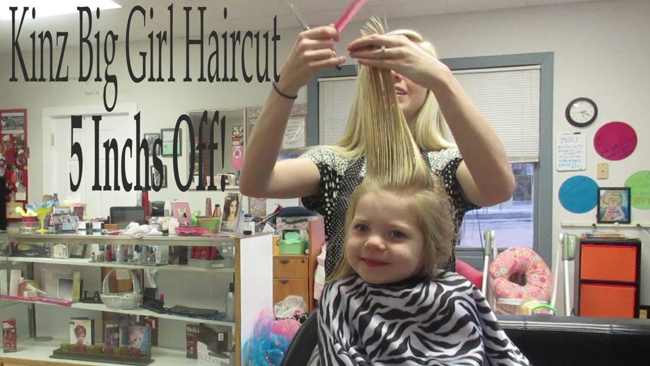 Kinz 4 Year Old Short Haircut 5 Inchs Off11515 Daily Vlog