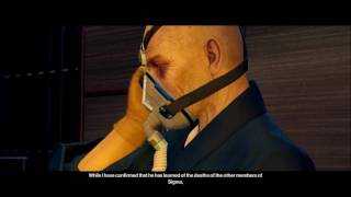 HITMAN - The Sarajevo Six Briefing Video - The Controller