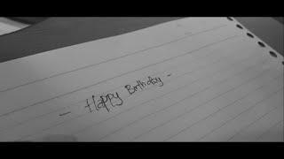 HAPPY BIRTHDAY - sonyBLVCK (MV)