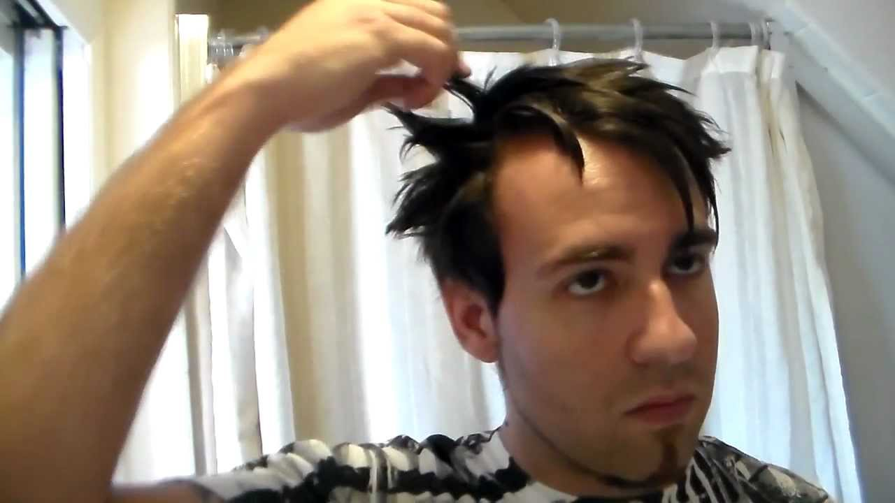 How To Style Anime Hair (for White Boys)