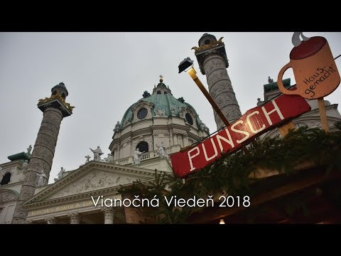 Vianočná Viedeň 2018