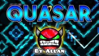 "NINE CIRCLES AÑIL | Geometry Dash [DEMON] - ""Quasar"" by Allan | GuitarHeroStyles"