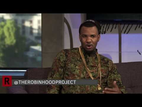 Game Gives Back With His Robin Hood Project