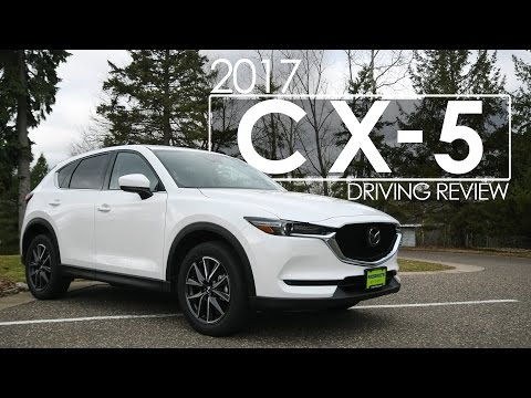 2017 mazda cx 5 first drive road test youtube. Black Bedroom Furniture Sets. Home Design Ideas