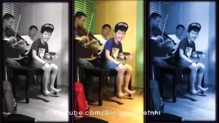 Về Ăn Cơm - guitar  Quang Anh The Vocie Kids (tham khảo)