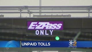 Questions Surround Massive Unpaid Toll Tab