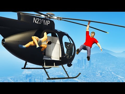 GTA 5 FAILS - #34 (GTA 5 Funny Moments Compilation)