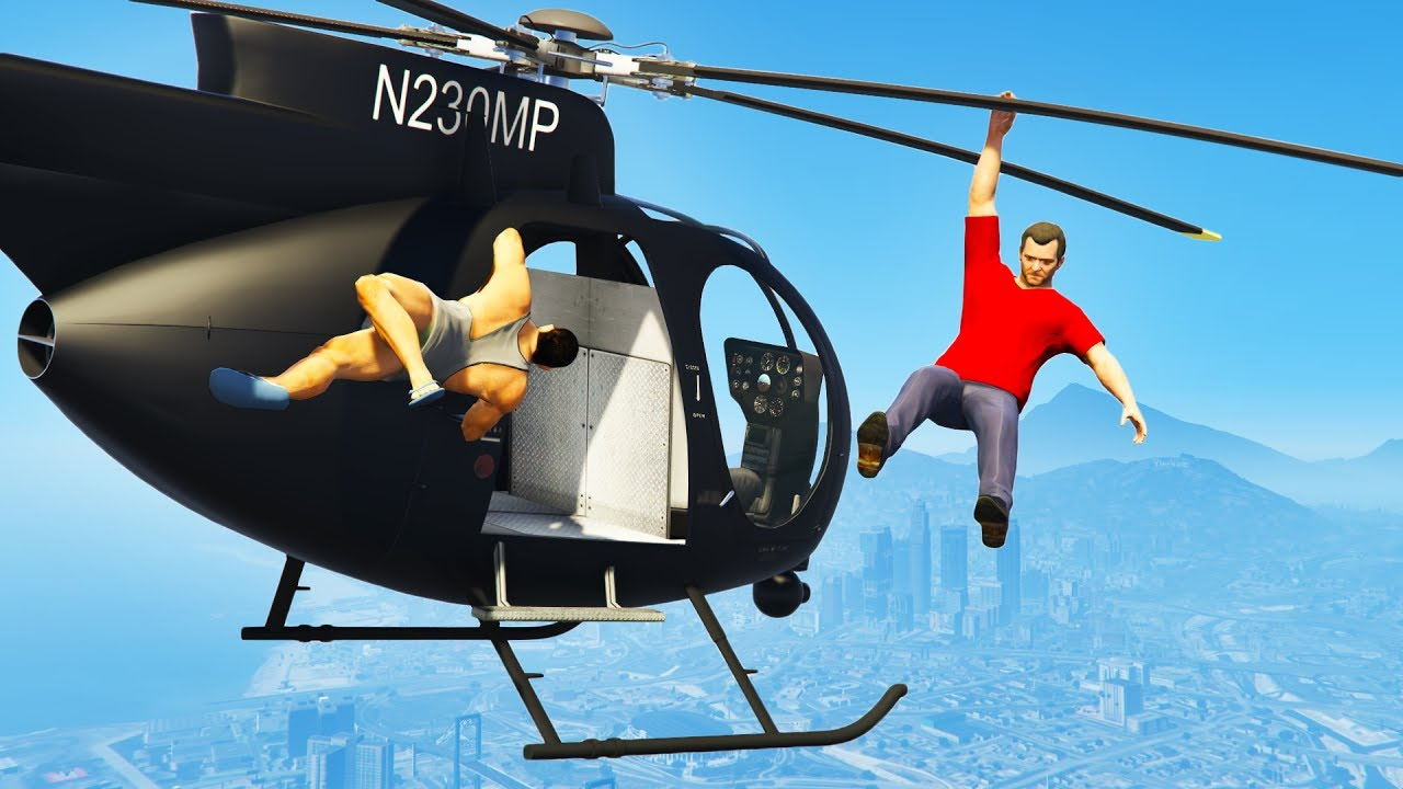 GTA 5 FAILS   #34 (GTA 5 Humorous Moments Compilation)