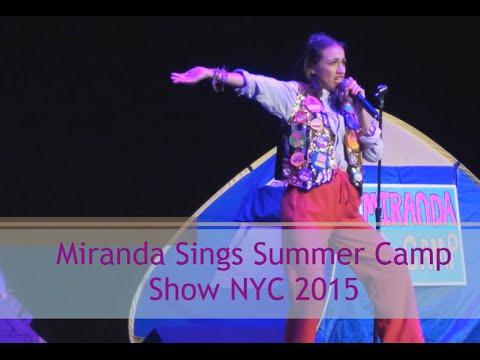 Miranda Sings (FULL) Summer Camp Show 2015