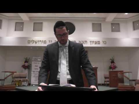 Rabbi Richard Tobias - The Call of the Shofar: Can you hear me now?