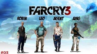 CSAPATÉPITŐ TRÉNING! // Far Cry 3 COOP STORY // #3