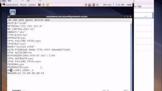 【RHCE 6】快速學會 Linux 網路連線設定全集-手動設定浮動及固定IP位址(2/2)