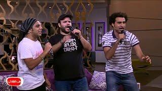 شاهد | علي ربيع يتقمص أحمد زكي في أغنية «كابوريا» وأوس أوس وعبد الرحمن الكورال