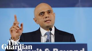 Sajid Javid calls Boris 'yesterday's news' as he launches Tory leadership campaign