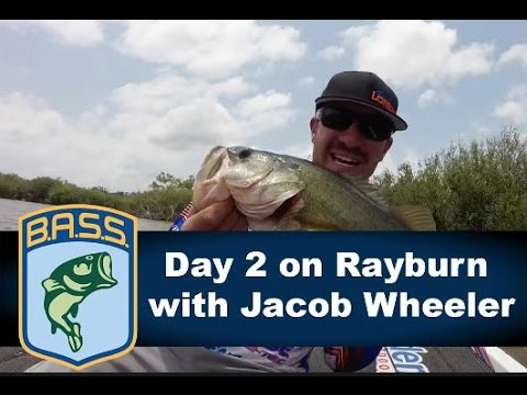 How Jacob Wheeler jumped to 3rd on Sam Rayburn