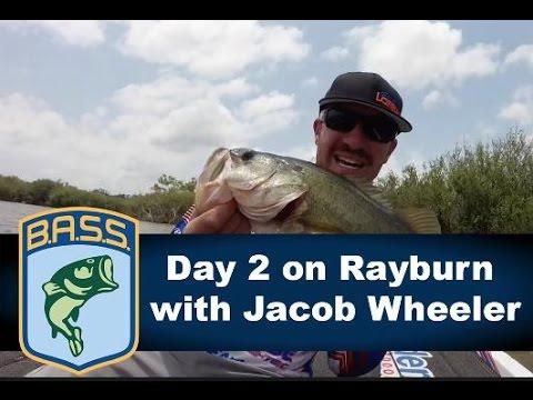 How Jacob Wheeler jumped to 3rd on Sam Rayburn