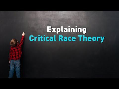 Explaining Critical Race Theory