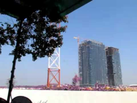 GIFT city's first constructions: Gujarat's two tallest buildings Travel Video