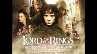 LOTR-Soundtrack The Fellowship Of The Ring