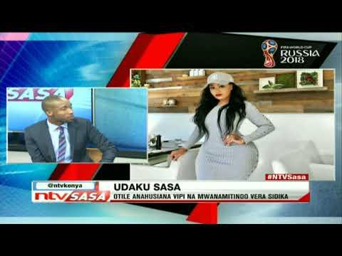 Udaku sasa: Mwimbaji Otile Brown azungumzia uhusiano wake na Vera Sidika