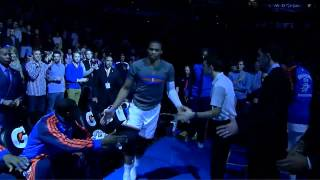 Oklahoma City Thunder Intro 2013