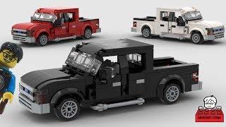 LEGO MOC#34 Ford F150 XLT Pick up Truck