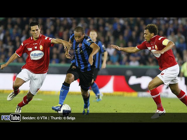 2011-2012 - Jupiler Pro League - 08. Club Brugge - RAEC Bergen 2-1