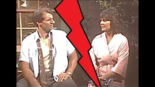Amanda Bearse and Ed O'Neill about their longtime Feud