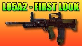 L85A2 First Look & New Gun Unlocks! (Battlefield 4 Gameplay/Commentary)