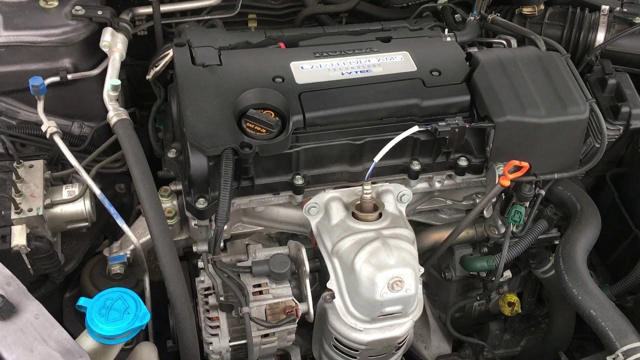 2014 accord belt tensioner noise  [ 1280 x 720 Pixel ]