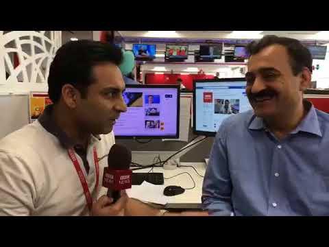 Issue of Data Minning in the wake of Cambridge Analytica Breach | BBC Live Punjabi