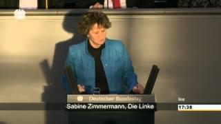 Sabine Zimmermann, DIE LINKE: Höhere Löhne für die Beschäftigten im öffentlichen Dienst