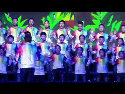 Bonse Aba - Sunflower English Choir