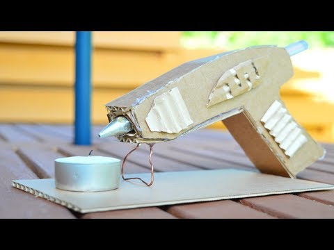 How To Make Hot Glue Gun At Home? SIMPLE AND EASY