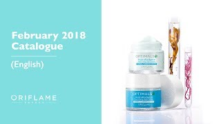 Oriflame India | February 2018 Catalogue - English