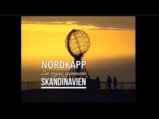 Nordkapp - Campingtur til Nordkapp 1991 (En rejse gennem skandinavien)