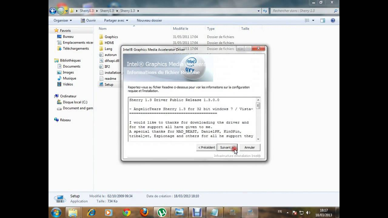 Download And Install Shery 13 Windows 7 32 Bit Intel G31 G33 Ex Chipest Family